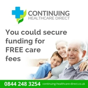 Free Continuing Healthcare Assessment to recieve NHS Funding