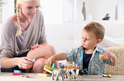 Go for nanny Services to Balance Work-Child Responsibility
