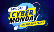 90% to 50% off on TOS Android Premier Cyber Monday offer